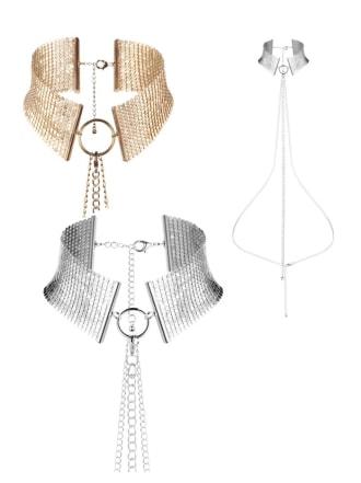Metallic Desire Collar
