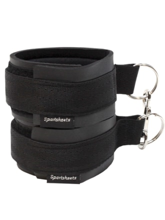 Sports Cuffs Restraint Set