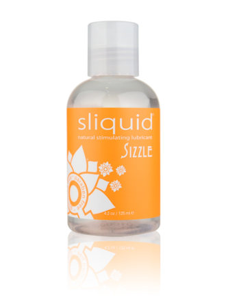 Sliquid Sizzle Stimulating Lubricant