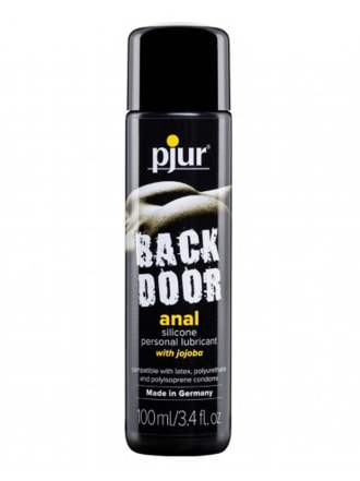 Pjur Back Door Silicone Lubricant