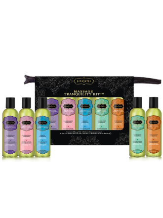 Kama Sutra Tranquility Massage Set