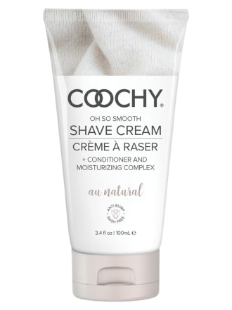 Coochy Cream Shaving Cream Au Natural