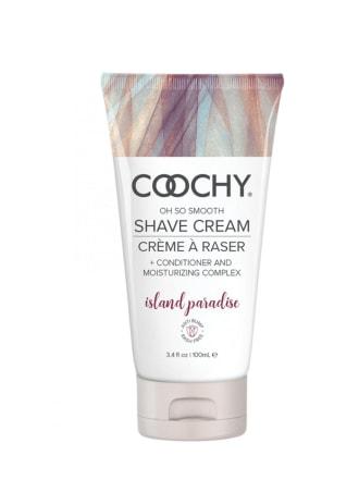 Coochy Cream Shaving Cream Island Paradise