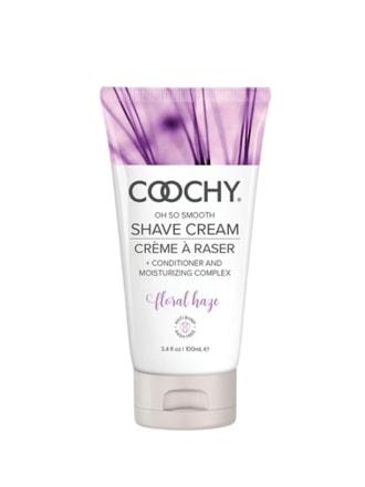 Coochy Cream Shaving Cream Floral Haze