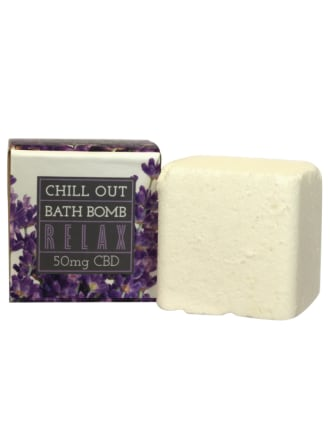 Chill Out CBD Bath Bomb