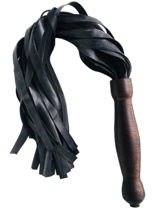Vanguard Rubber Flogger
