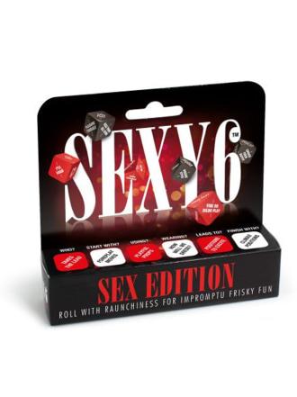 Sexy 6 Sex Dice