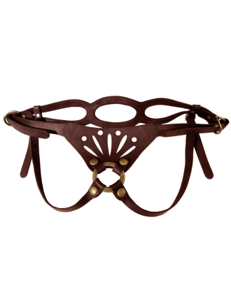 Lillith Leather Harness