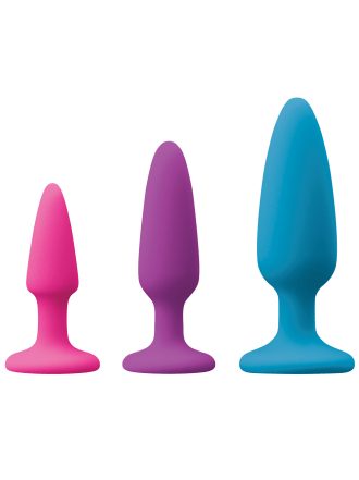 Colours Anal Trainer Set