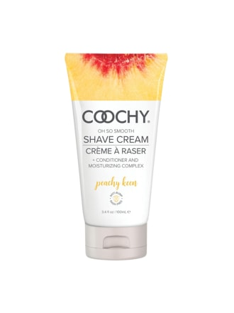 Coochy Cream Shaving Cream Peachy Keen