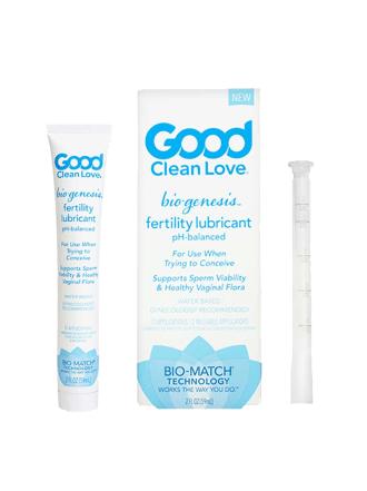 Good Clean Love BioGenesis Fertility Lubricant