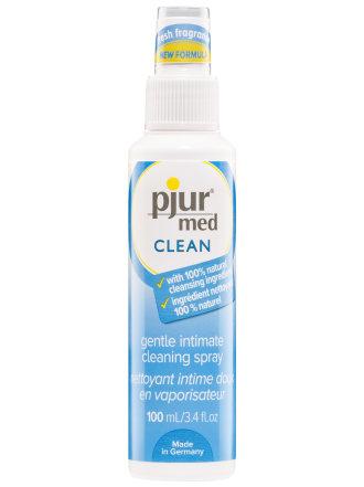 Pjur Med-Clean Intimate Cleaner Spray - 100 Ml.
