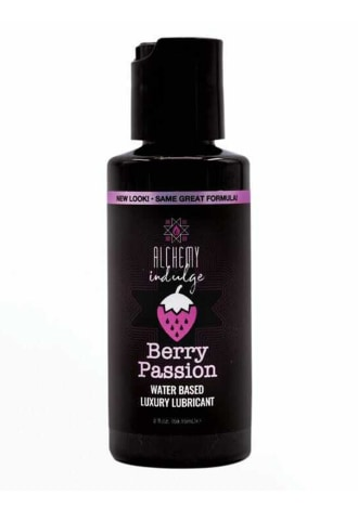 Alchemy Berry Passion Lube