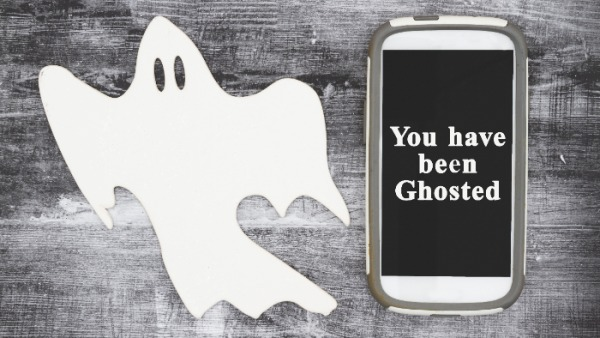 Don't Ghost on Good Communication