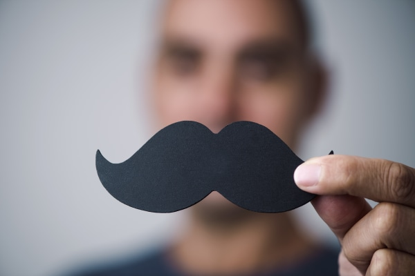 Growing a moustache this Movember?