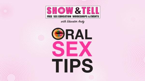 Oral Sex Tips!