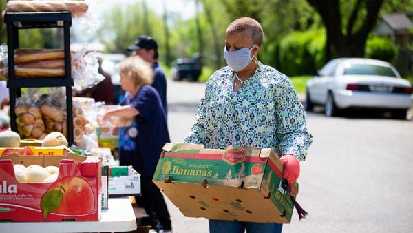 Good Vibrations' GiVe Program Raises More Than $28K For Local Food Banks