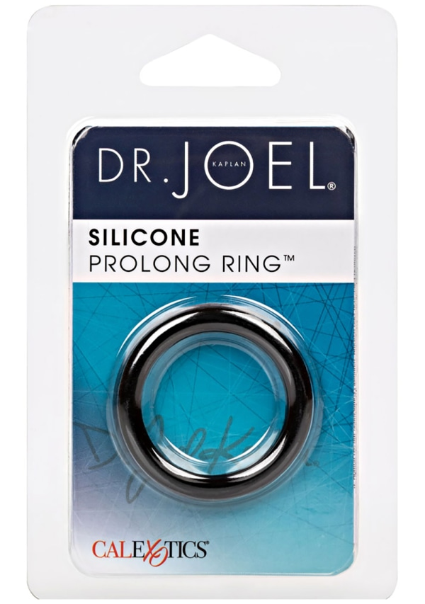 Dr. Joel Kaplan Silicone Prolonging Ring - Clear Image 3