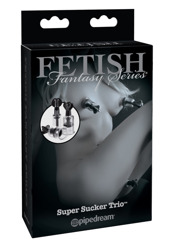 Fetish Fantasy Limited Edition Super Sucker Trio Image 1