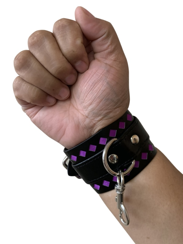 Passion Cuffs Restraints Image 1