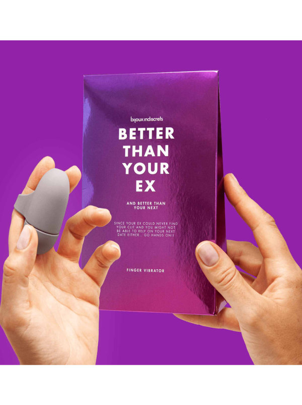 Better Than Your Ex Clitherapy Vibrator Image 1