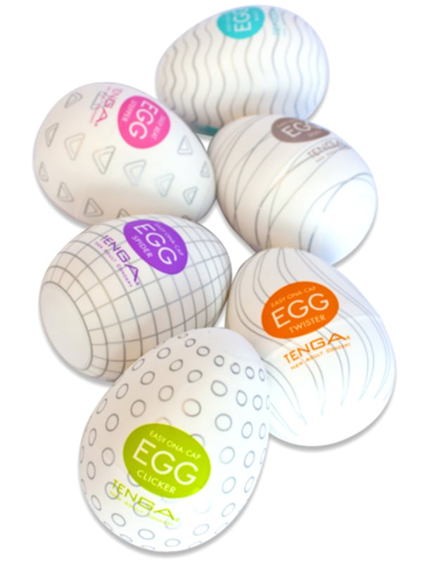 Tenga Egg Masturbation Sleeves Image 0