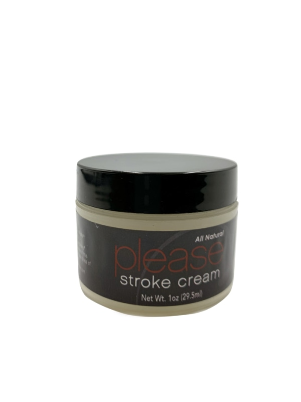 Please Stroke Cream Image 0