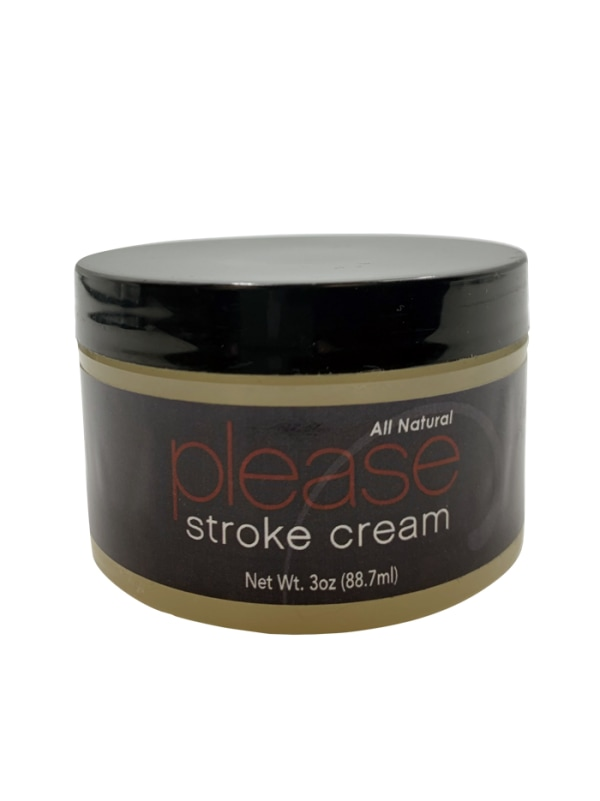 Please Stroke Cream Image 1