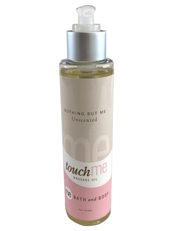 Touch Me Natural Massage Oil Image 1