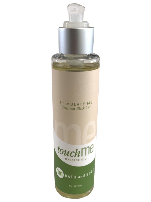 Touch Me Natural Massage Oil Image 3