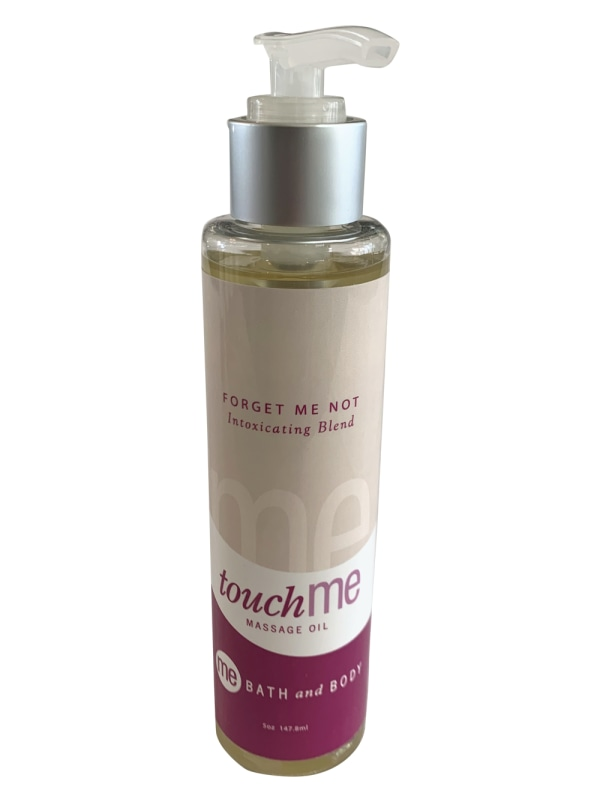 Touch Me Natural Massage Oil Image 0