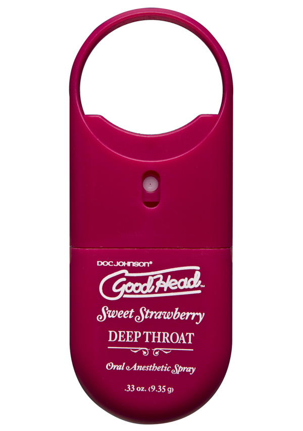 GoodHead™ Deep Throat Spray To Go Image 2