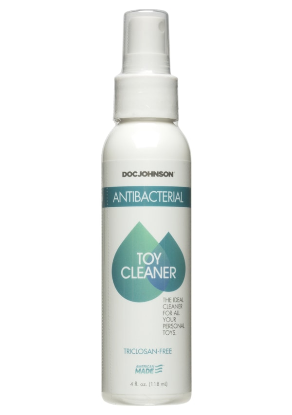 Doc Johnson's Anti-Bacterial Toy Cleaner Image 0