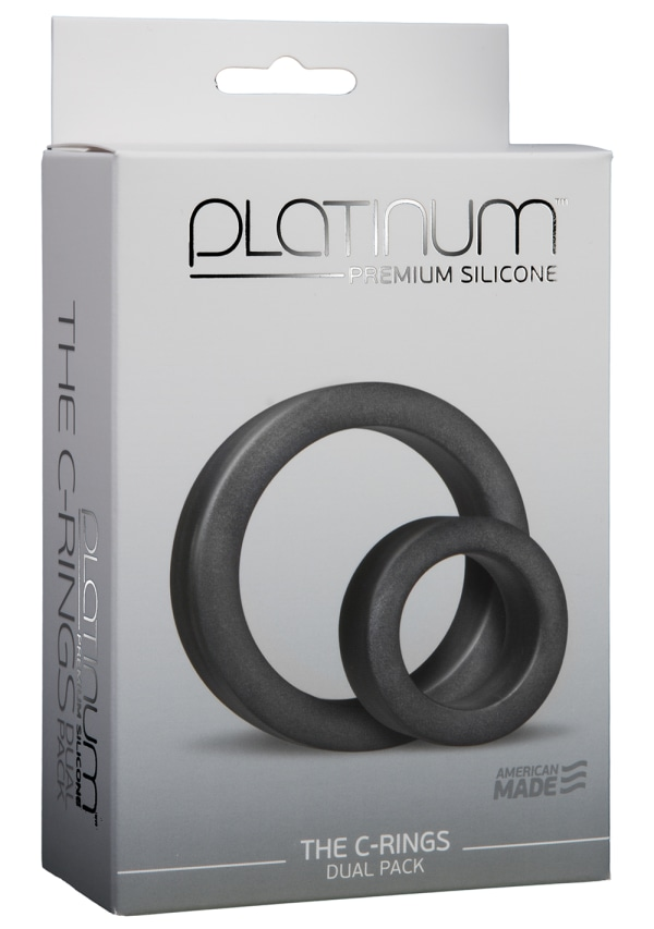 Platinum™ Premium Silicone - The C-Rings Image 1