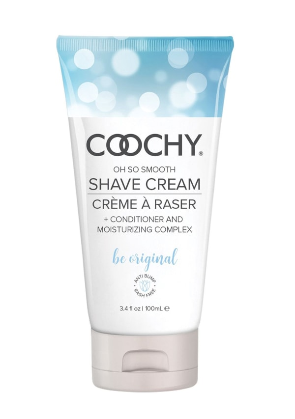 Coochy Shave Cream - Be Original Image 0