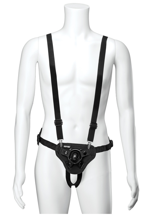 Vac-U-Lock™ - Suspender Harness With Plug Image 0