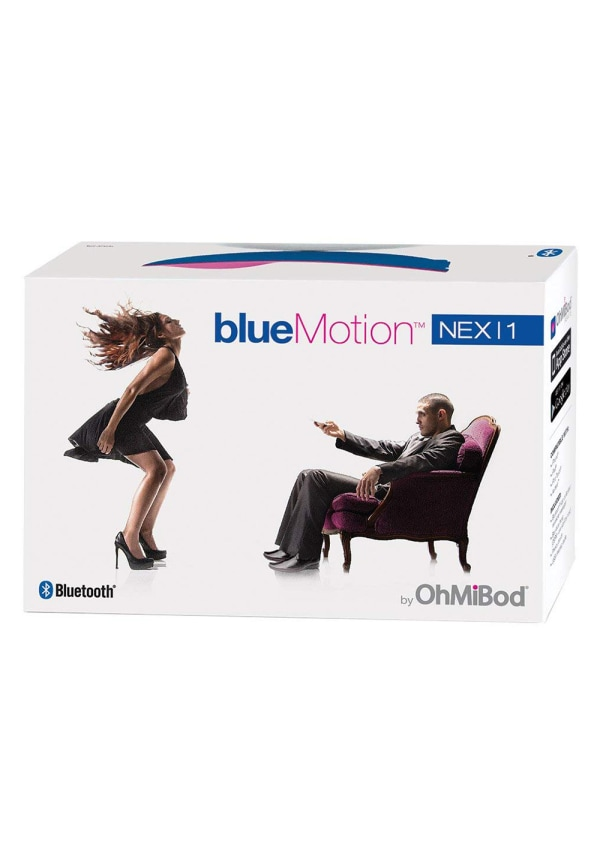 Ohmibod Bluemotion Nex1 - 2nd Generation Panty Massager Image 3