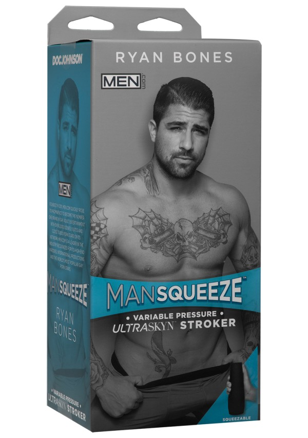 Man Squeeze™ - Ryan Bones Ass Image 4
