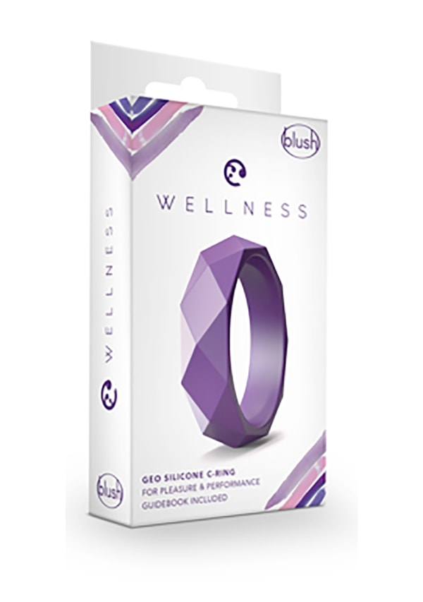 Wellness - Geo C Ring Image 3