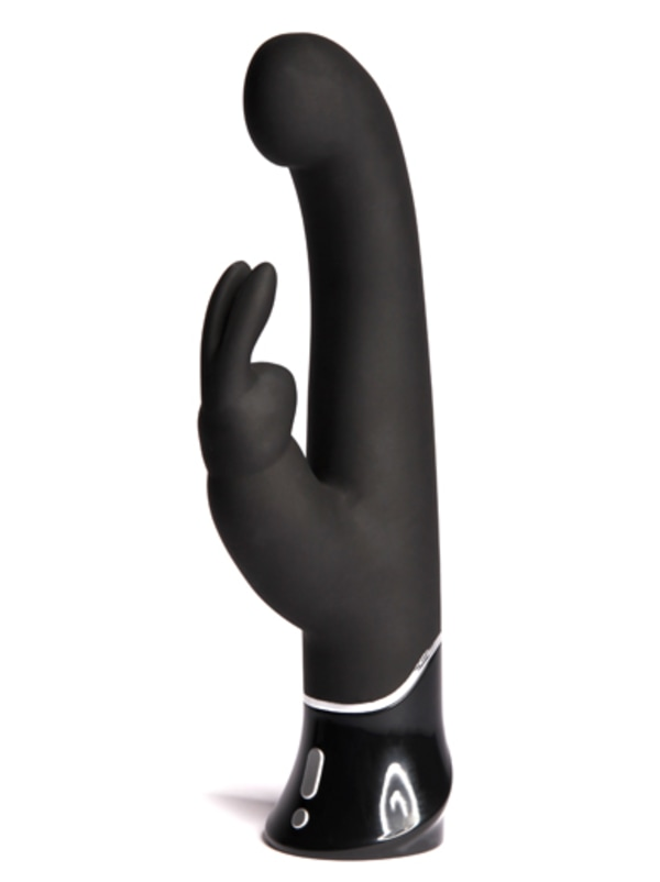 Fifty Shades of Grey Greedy Girl G-Spot Rabbit Vibrator Image 0