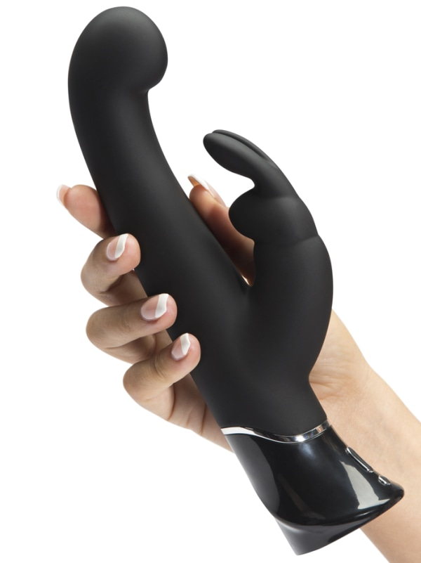 Fifty Shades of Grey Greedy Girl G-Spot Rabbit Vibrator Image 1