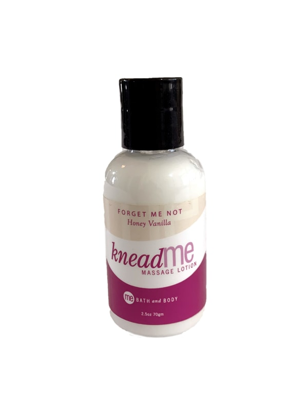 Knead Me Massage Lotion Image 0