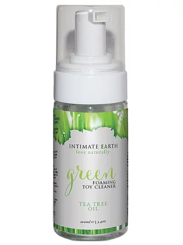 Green Tea Foaming Cleanser 100ml Image 0