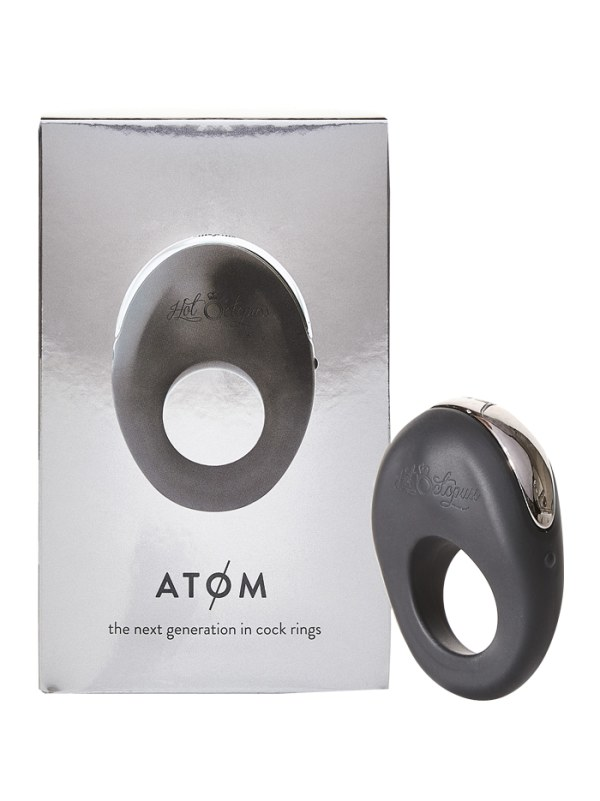 ATOM Vibrating Cock Ring Image 5