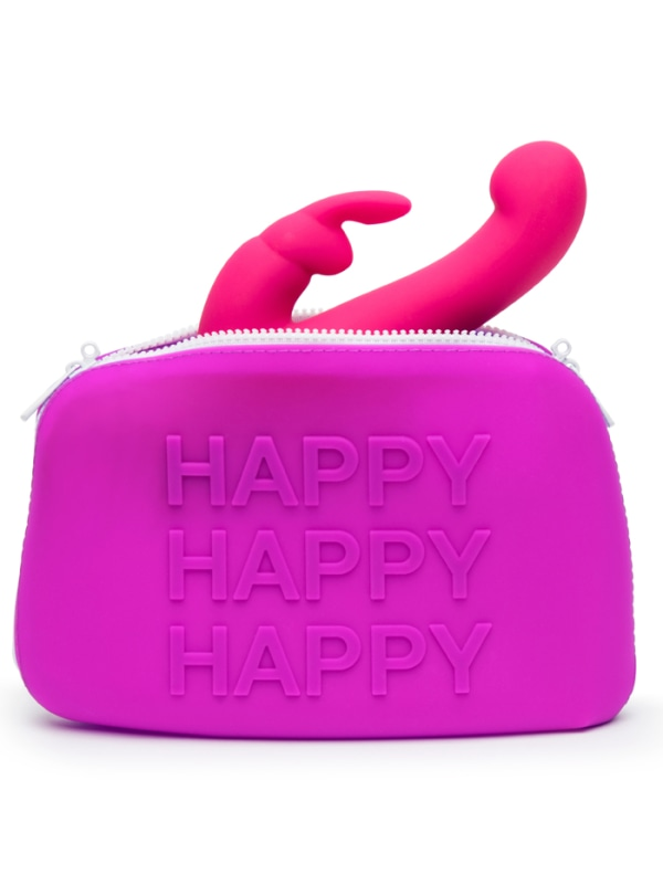 Happy Rabbit Silicone Storage Case Image 7