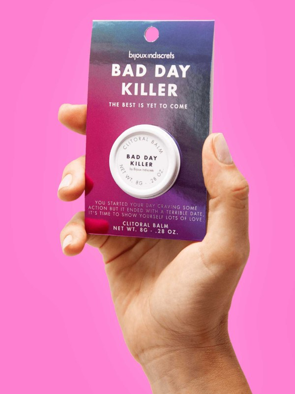 Bad Day Killer Clitoral Clitherapy Balm Image 1