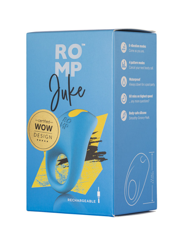 Romp Juke Vibrating Ring Image 3