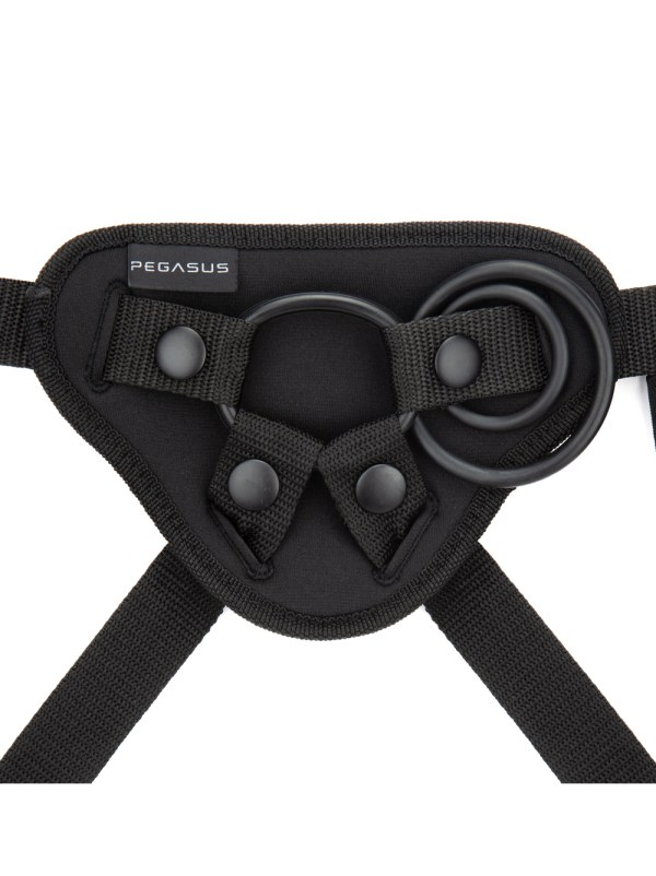 Pegasus Curved Ripple Harness Set Image 3