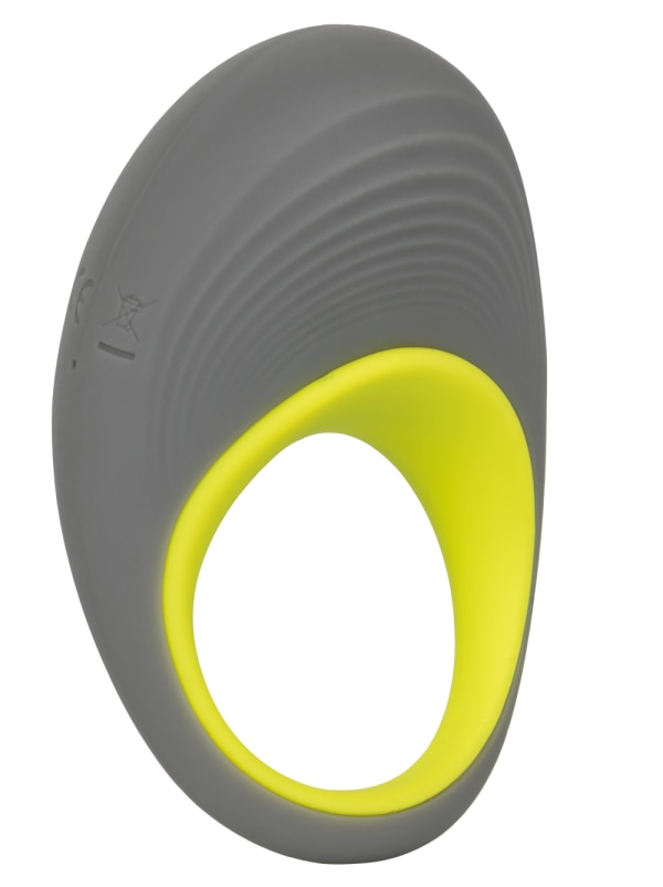 Link Up Edge Vibrating Ring Image 0