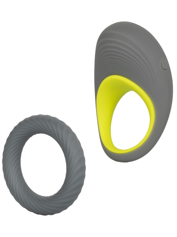 Link Up Edge Vibrating Ring Image 1